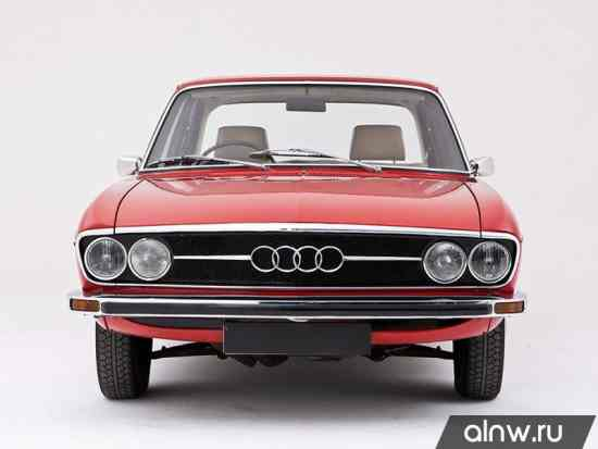 Audi 100 I (C1) Седан