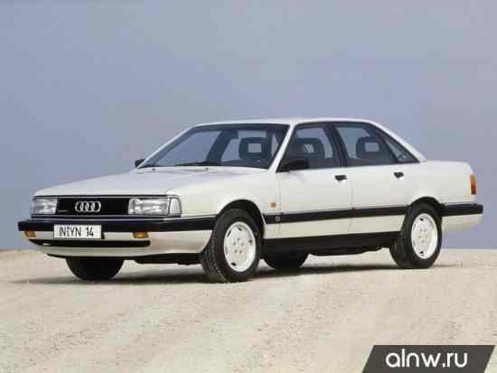 Инструкция по эксплуатации Audi 200 II (C3) Седан