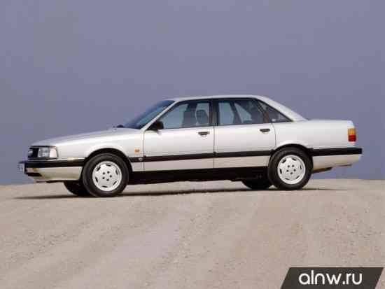 Каталог запасных частей Audi 200 II (C3) Седан