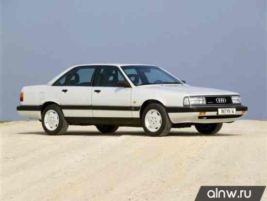 Программа диагностики Audi 200 II (C3) Седан