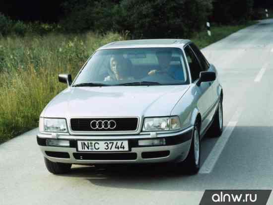 Инструкция по эксплуатации Audi 80 V (B4) Седан
