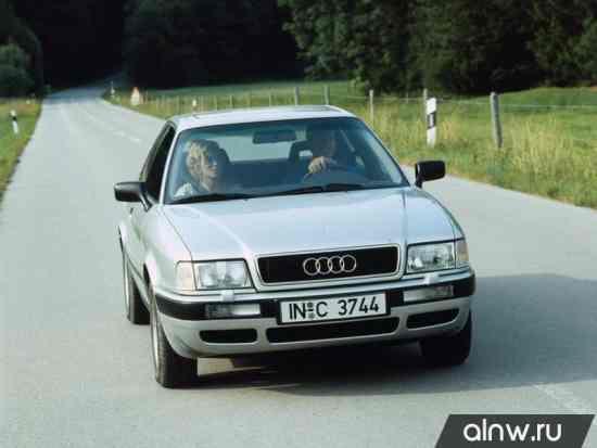 Каталог запасных частей Audi 80 V (B4) Седан