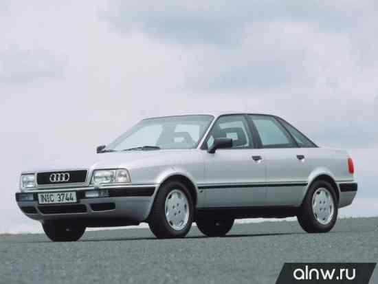 Программа диагностики Audi 80 V (B4) Седан