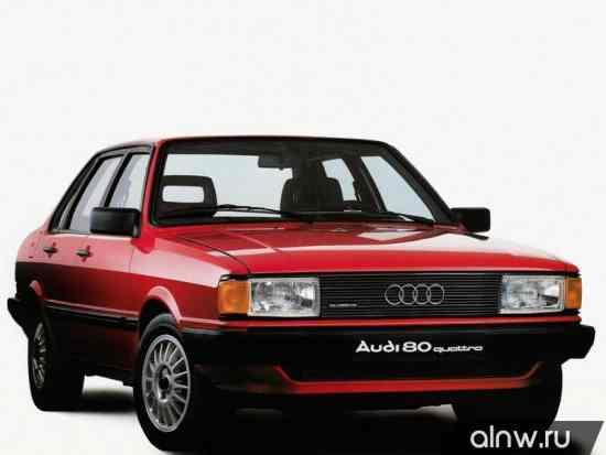 Audi 80 III (B2) Седан