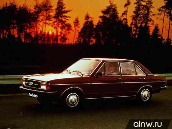 Audi 80 II (B1) Седан