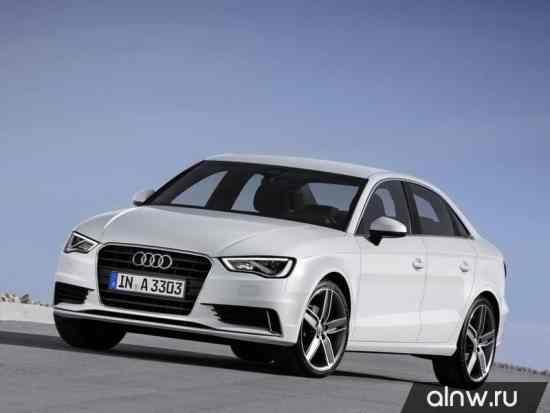 Audi A3 III (8V) Седан