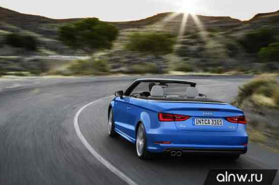 Программа диагностики Audi A3 III (8V) Кабриолет