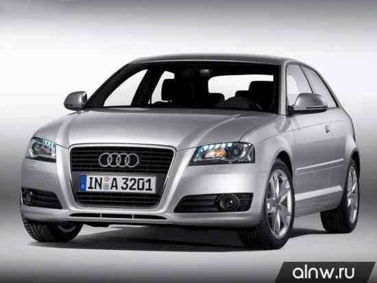 Руководство по ремонту Audi A3 II (8P) Хэтчбек 3 дв.