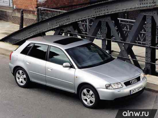 Audi A3 I (8L) Хэтчбек 5 дв.