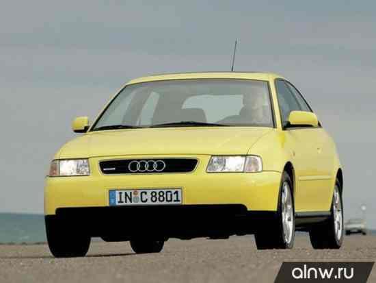 Audi A3 I (8L) Хэтчбек 3 дв.