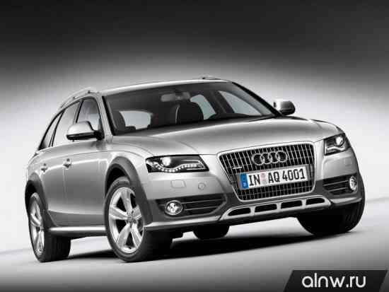 Audi A4 allroad IV (B8) Универсал 5 дв.