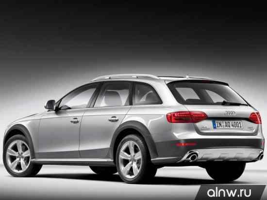 Инструкция по эксплуатации Audi A4 allroad IV (B8) Универсал 5 дв.