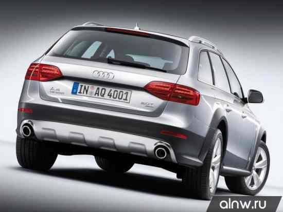 Каталог запасных частей Audi A4 allroad IV (B8) Универсал 5 дв.