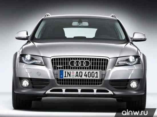 Программа диагностики Audi A4 allroad IV (B8) Универсал 5 дв.