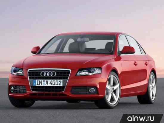 Audi A4 IV (B8) Седан