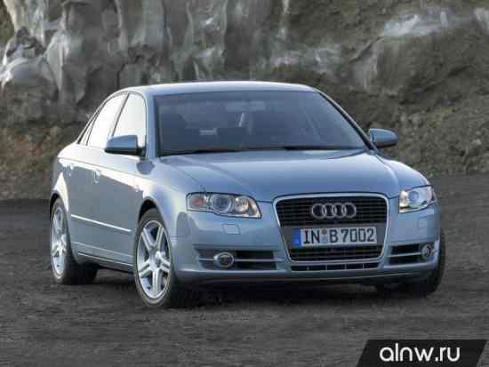 Audi A4 III (B7) Седан