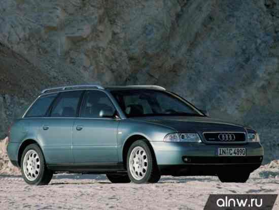 Audi A4 I (B5) Универсал 5 дв.