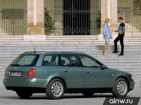 Инструкция по эксплуатации Audi A4 I (B5) Универсал 5 дв.
