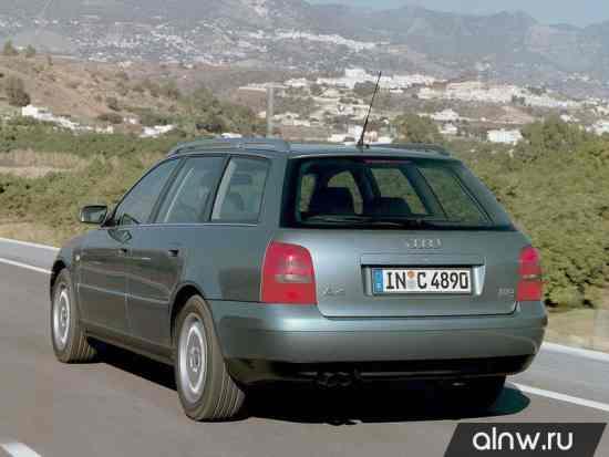 Каталог запасных частей Audi A4 I (B5) Универсал 5 дв.