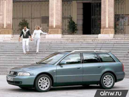 Программа диагностики Audi A4 I (B5) Универсал 5 дв.