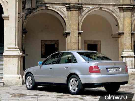 Программа диагностики Audi A4 I (B5) Седан