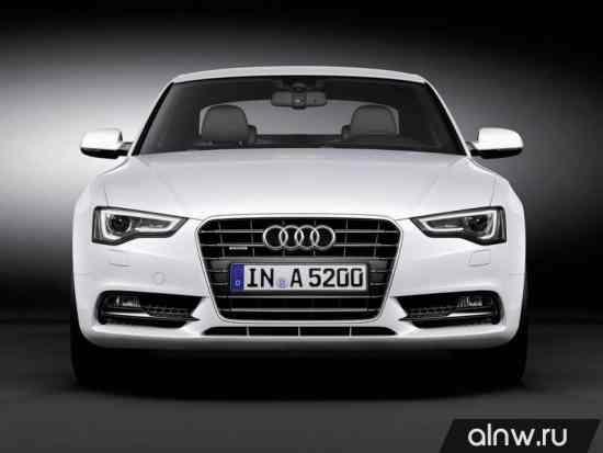 Инструкция по эксплуатации Audi A5 I Рестайлинг Купе