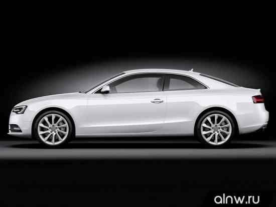 Программа диагностики Audi A5 I Рестайлинг Купе