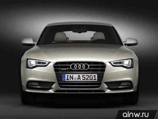 Инструкция по эксплуатации Audi A5 I Рестайлинг Лифтбек