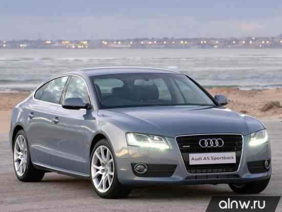 Audi A5 I Лифтбек