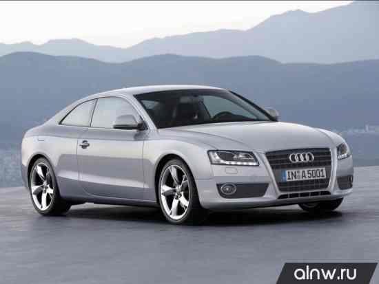 Руководство по ремонту Audi A5 I Купе