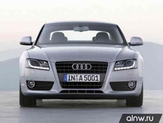 Инструкция по эксплуатации Audi A5 I Купе