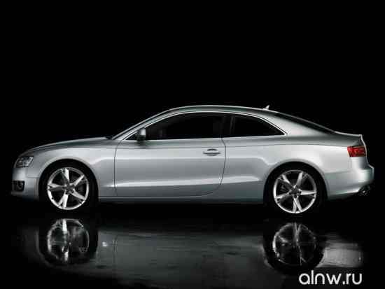 Каталог запасных частей Audi A5 I Купе