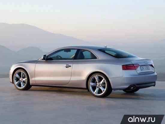 Программа диагностики Audi A5 I Купе