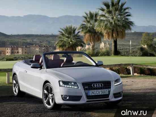 Audi A5 I Кабриолет