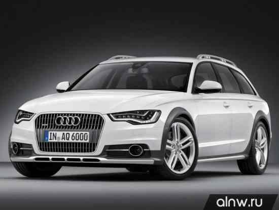 Audi A6 Allroad III (C7) Универсал 5 дв.