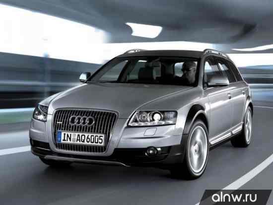 Audi A6 Allroad II (C6) Универсал 5 дв.