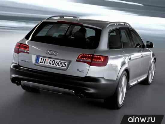 Инструкция по эксплуатации Audi A6 Allroad II (C6) Универсал 5 дв.