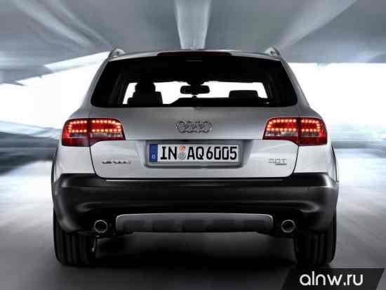 Каталог запасных частей Audi A6 Allroad II (C6) Универсал 5 дв.