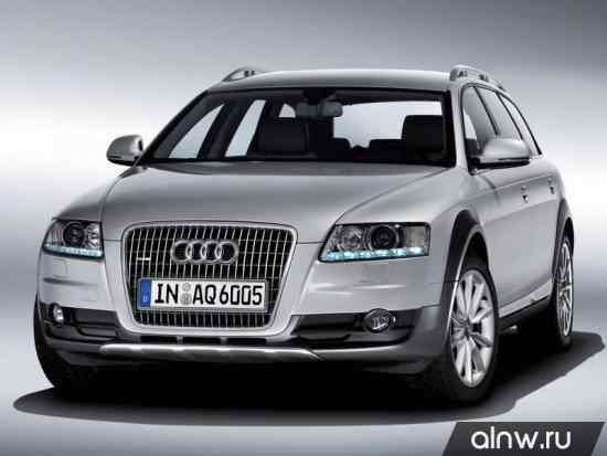 Программа диагностики Audi A6 Allroad II (C6) Универсал 5 дв.