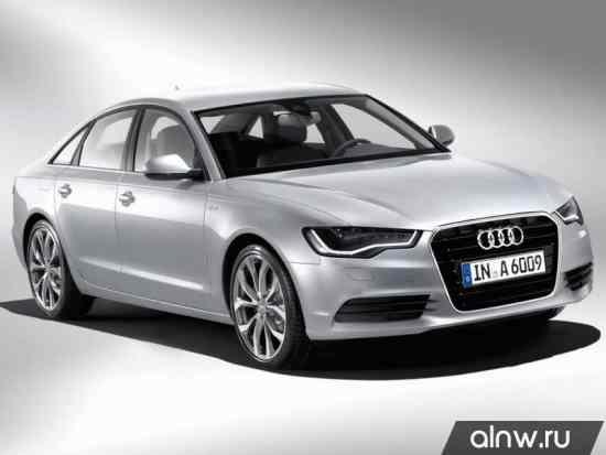 Audi A6 IV (C7) Седан