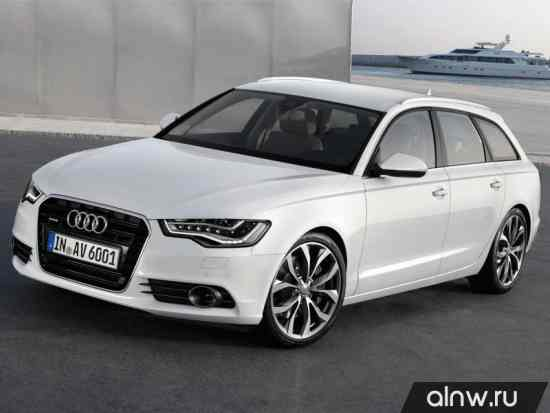 Audi A6 IV (C7) Универсал 5 дв.
