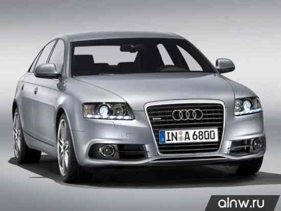 Audi A6 III (C6) Седан