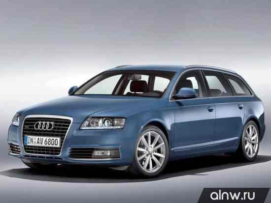 Audi A6 III (C6) Универсал 5 дв.