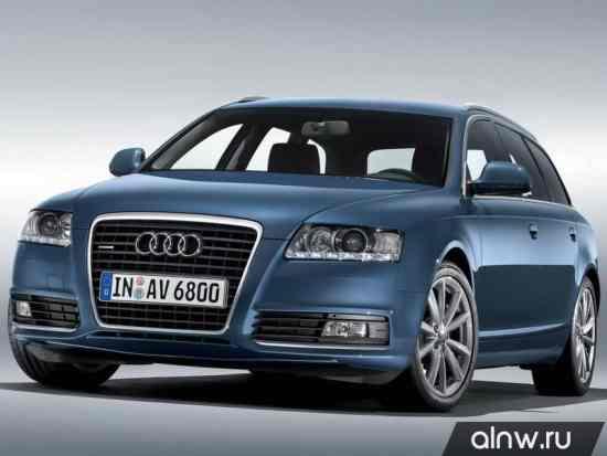 Инструкция по эксплуатации Audi A6 III (C6) Универсал 5 дв.