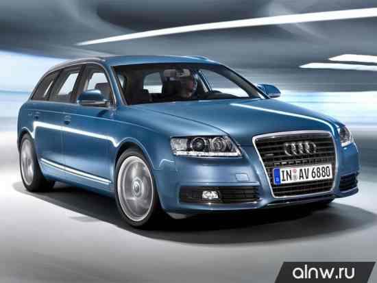 Каталог запасных частей Audi A6 III (C6) Универсал 5 дв.