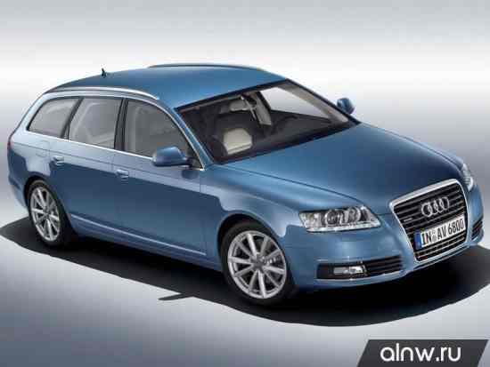 Программа диагностики Audi A6 III (C6) Универсал 5 дв.