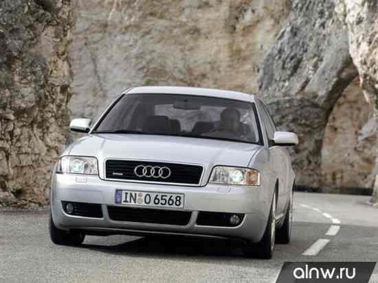 Инструкция по эксплуатации Audi A6 II (C5) Рестайлинг Седан