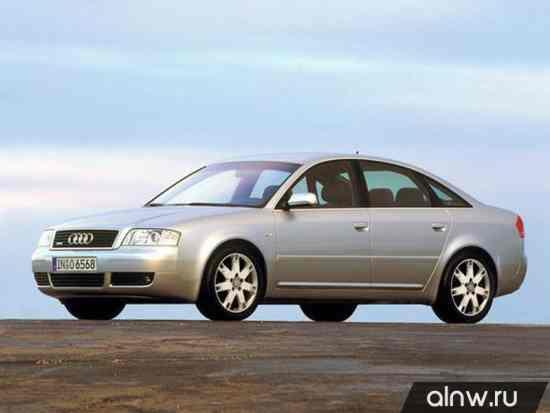 Каталог запасных частей Audi A6 II (C5) Рестайлинг Седан