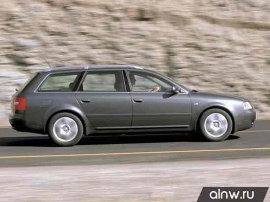 Инструкция по эксплуатации Audi A6 II (C5) Рестайлинг Универсал 5 дв.
