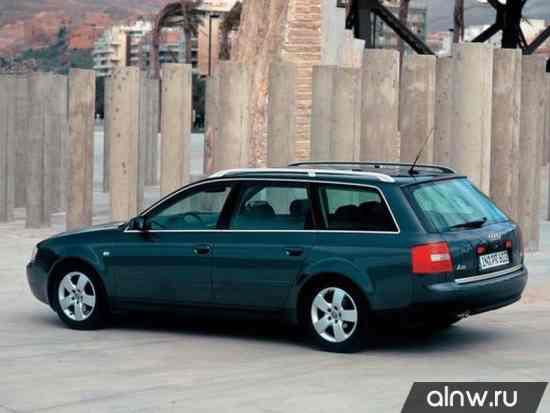 Каталог запасных частей Audi A6 II (C5) Рестайлинг Универсал 5 дв.